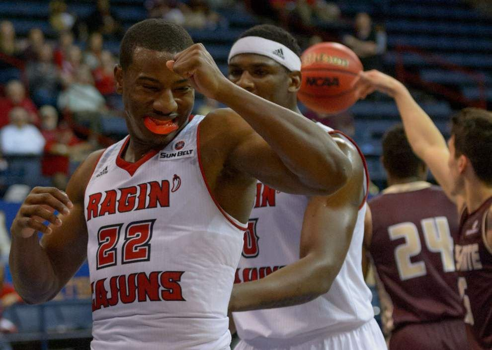 Kasey Shepherd leads Ragin' Cajuns to 53-43 victory over Texas State in Sun Belt quarterfinals _lowres