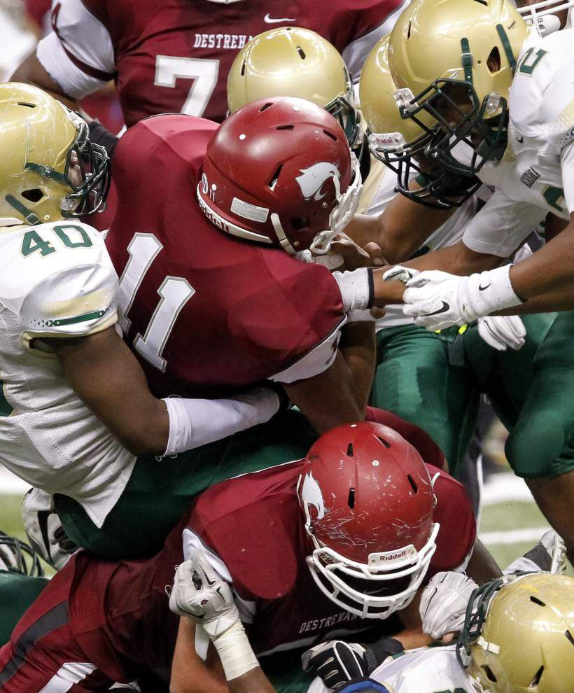 Defense leads way for Acadiana _lowres