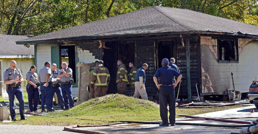 Young boy killed in Friday morning fire on Paige Street _lowres