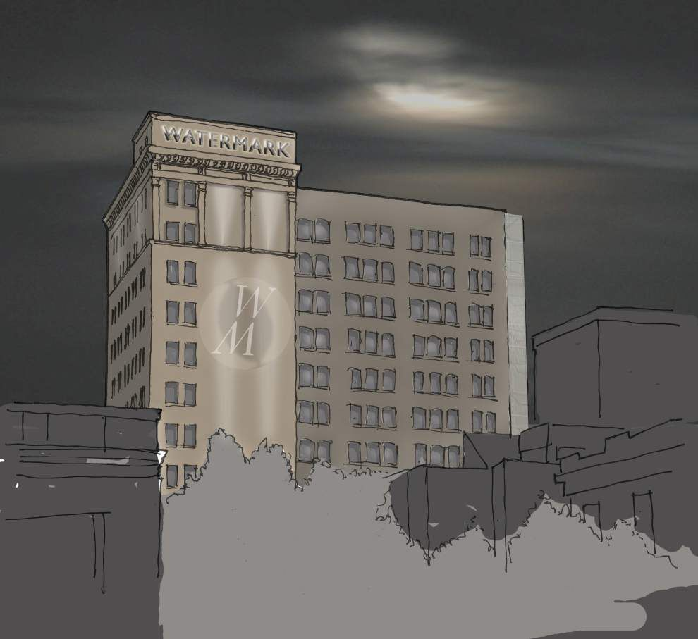 Wampold property will be Marriott Autograph hotel in downtown Baton Rouge _lowres