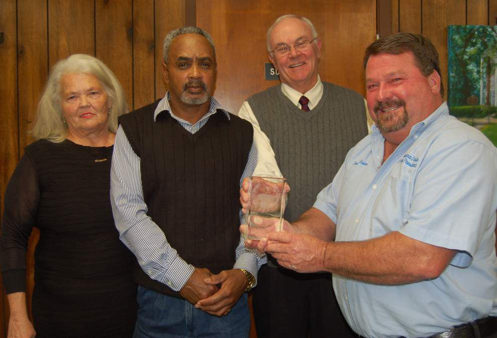 East Feliciana courthouse wins prestigious National Preservation Honor _lowres