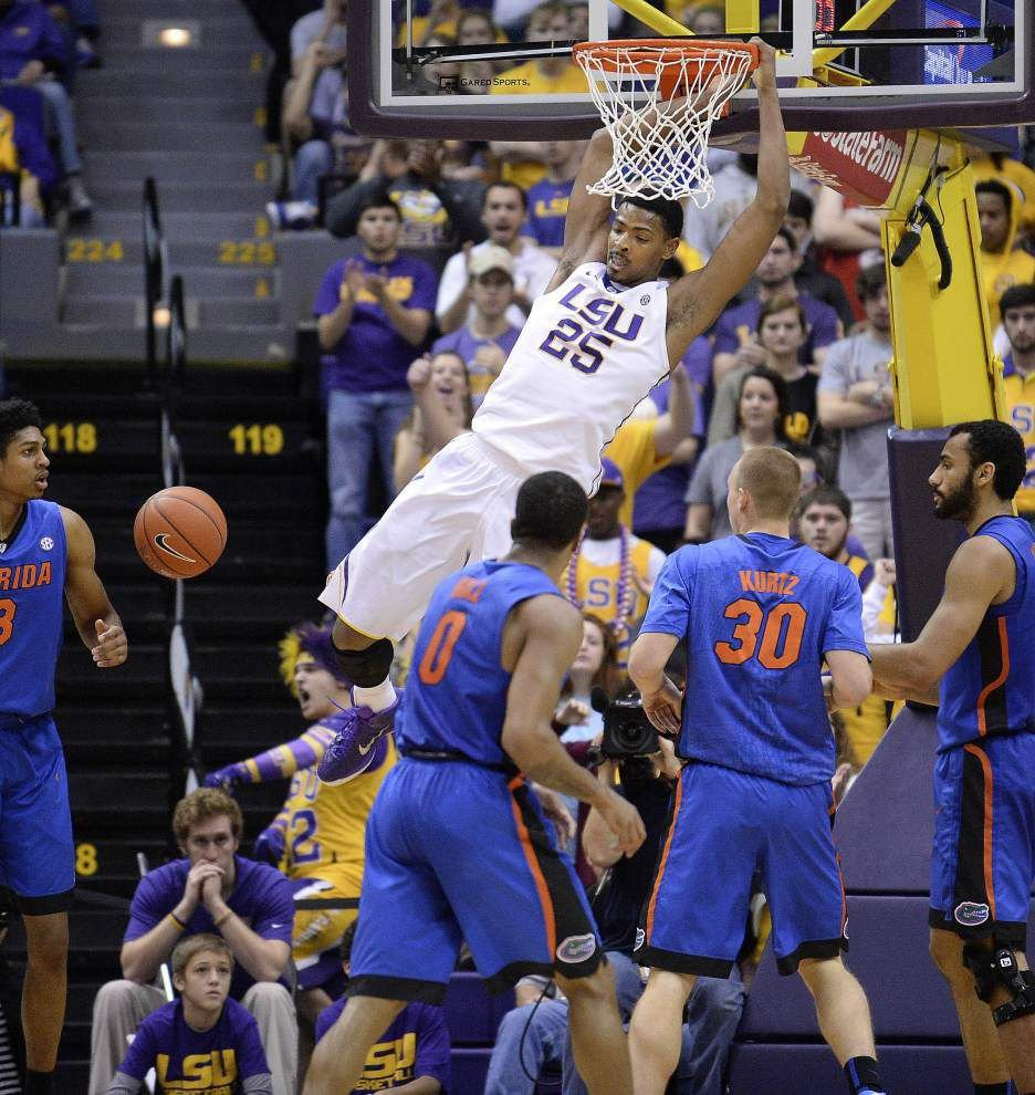 Rabalais: Why LSU made the NCAA tournament with room to spare _lowres