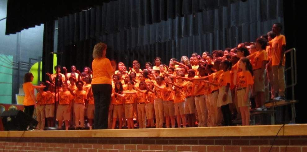 Choir focuses performance on fighting bullying _lowres
