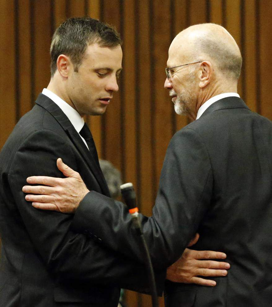 Judge finds Oscar Pistorius guilty of culpable homicide, not guilty of murder _lowres