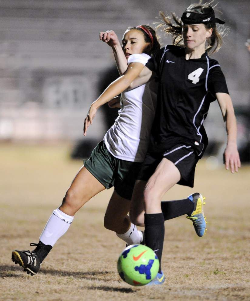 Acadiana girls soccer team beats rival Lafayette _lowres