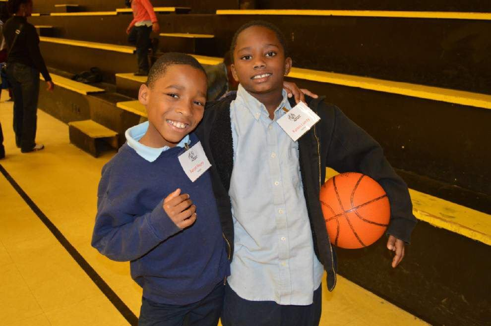 St. Helena schools host Special Olympics Kickoff _lowres