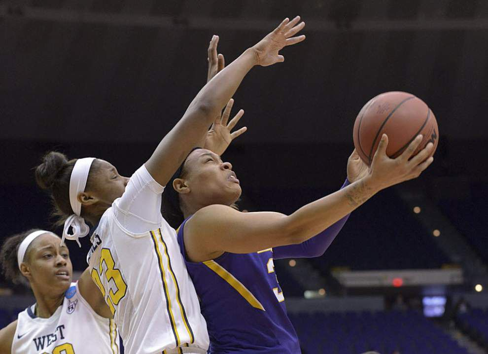 Danielle Ballard cleared to play for LSU women's basketball team on Thursday against Vanderbilt _lowres