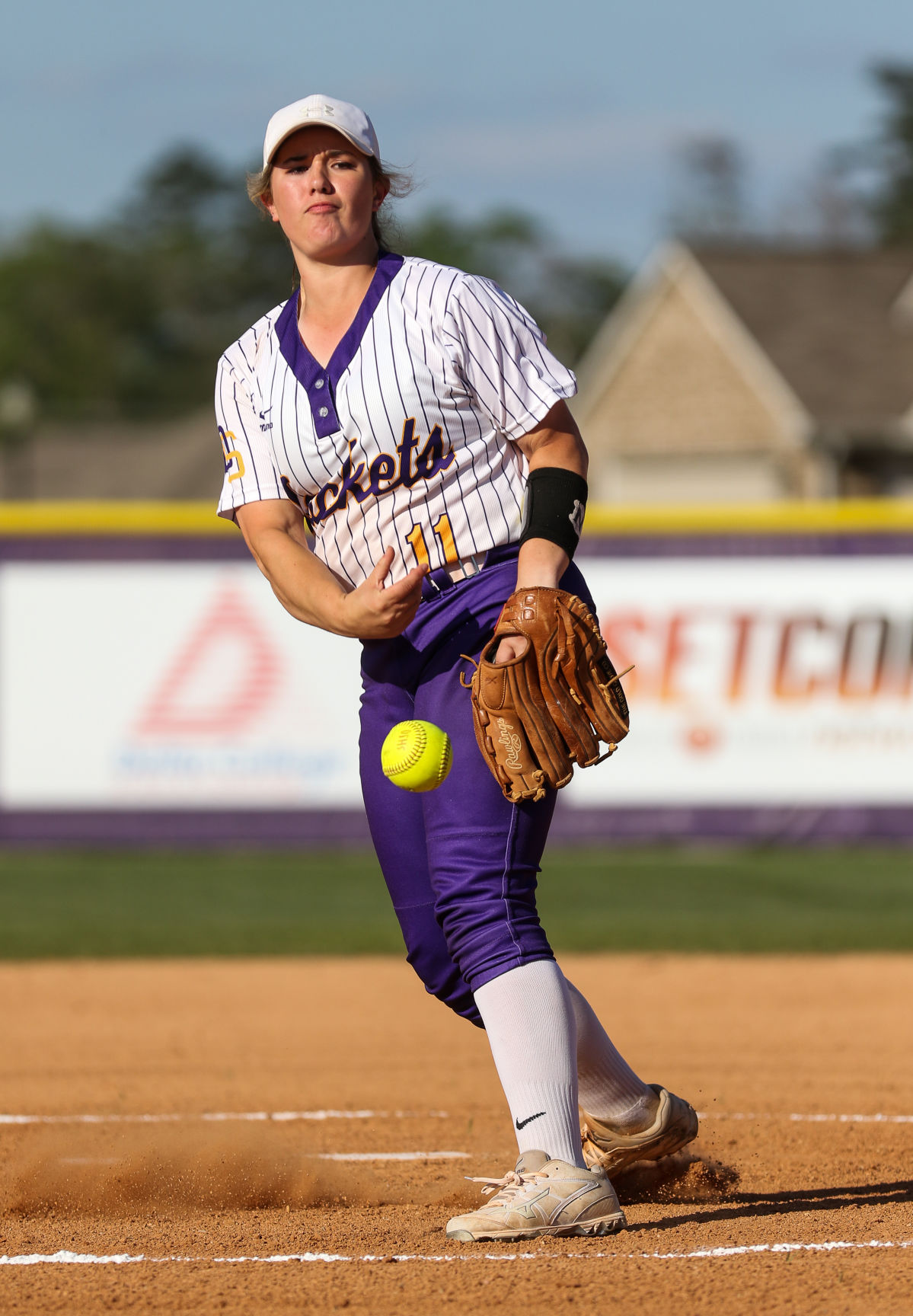 Holden vs Denham Springs Softball