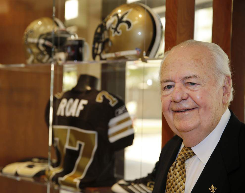 New York Times writer: 'For a man (who's) 87, I think (Tom Benson) is mentally capable' _lowres