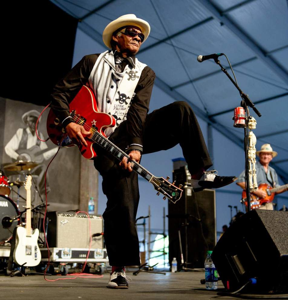 Little Freddie King says he still feels like a kid _lowres