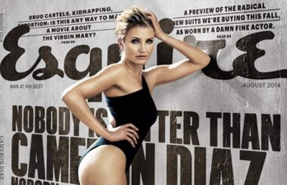 Cameron Diaz bares all in 'Sex Tape' movie _lowres