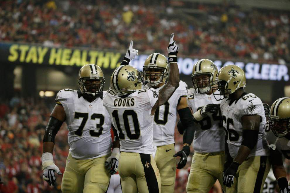 Saints at Cleveland Browns pregame chat at 11 a.m. _lowres