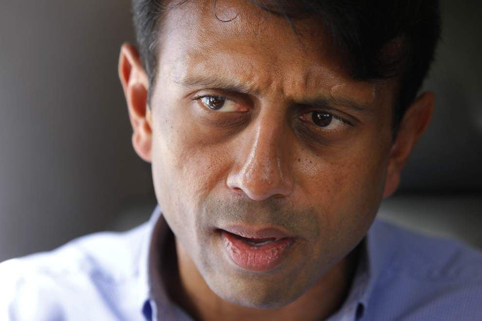 After Republicans, Democrats alike disavow Bobby Jindal, what will he do next? _lowres