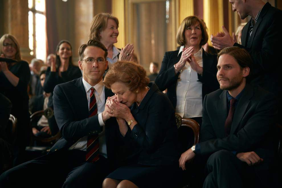 Louisiana Film Society slates 'Woman in Gold' screening _lowres