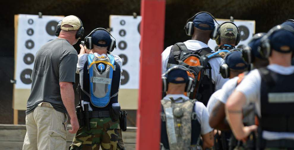 Video: BRPD cadets train at the range _lowres