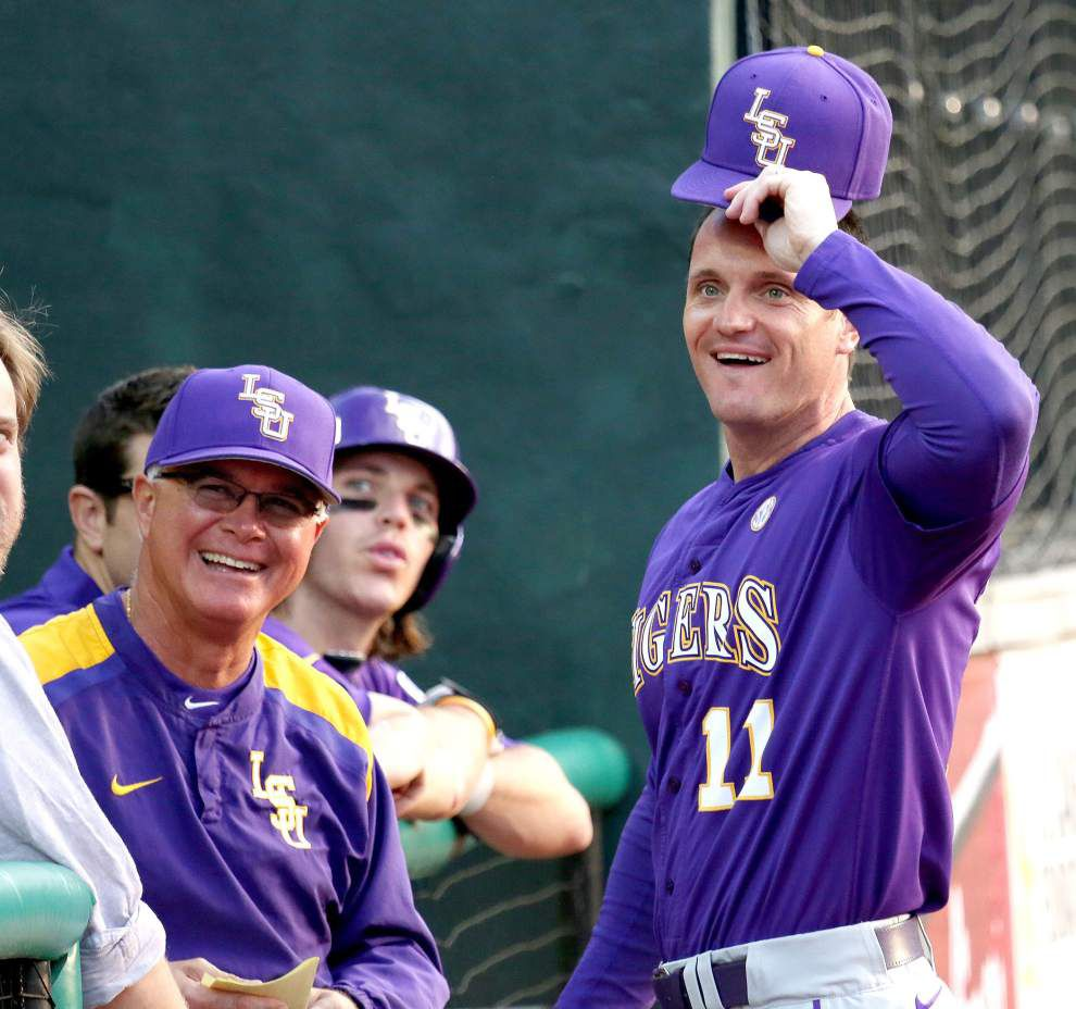 Major League Baseball Draft Tracker starting at 6 p.m.: Follow along as LSU players, signees get the call _lowres