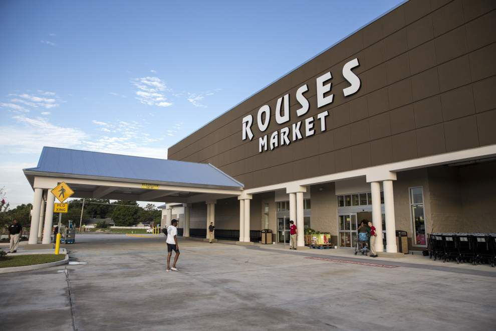 Rouse's, Associated Grocers dispute set for trial _lowres