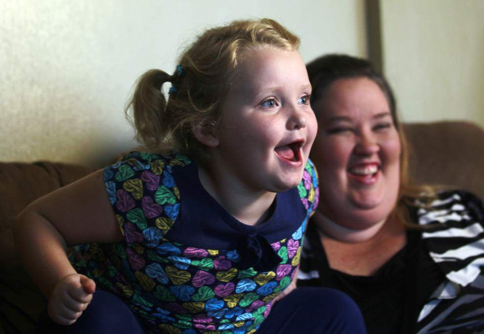 There goes 'Honey Boo Boo'; TLC cancels series _lowres