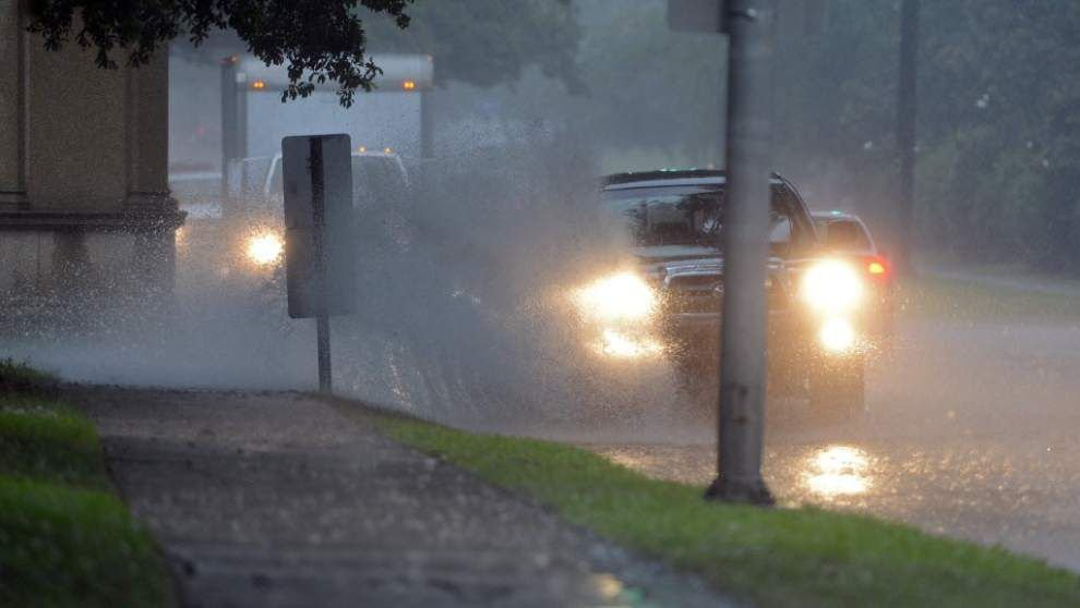 Severe thunderstorms to hit south Louisiana beginning Saturday night _lowres