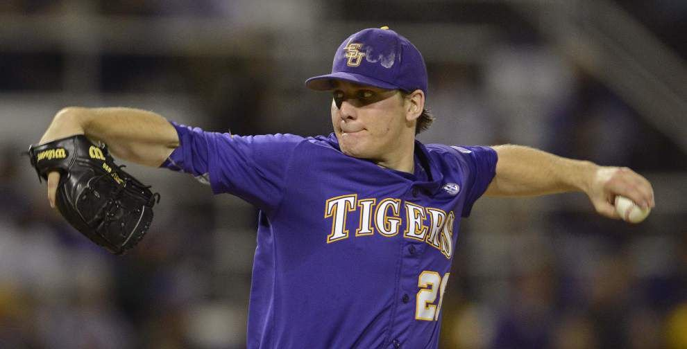 LSU bullpen to play key role in regional _lowres