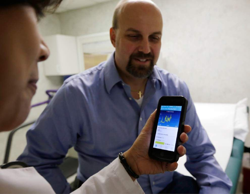 Patient tracking takes a techy turn at Ochsner _lowres