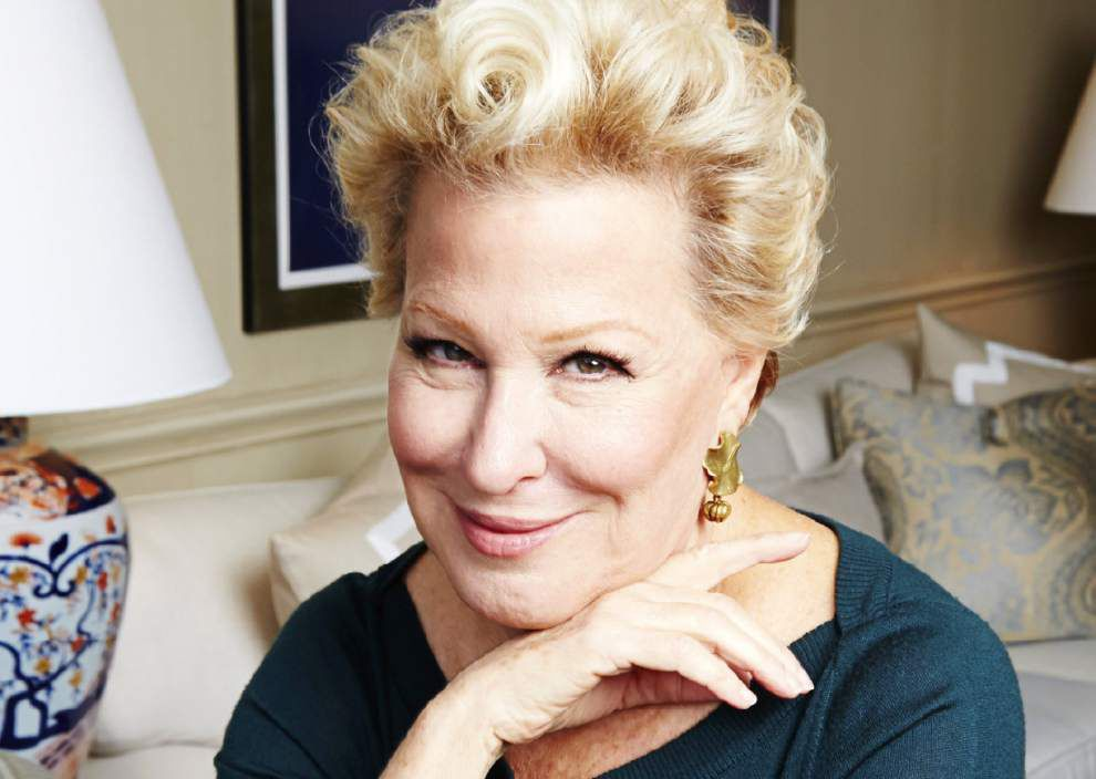 Bette Midler announces May N.O. performance _lowres