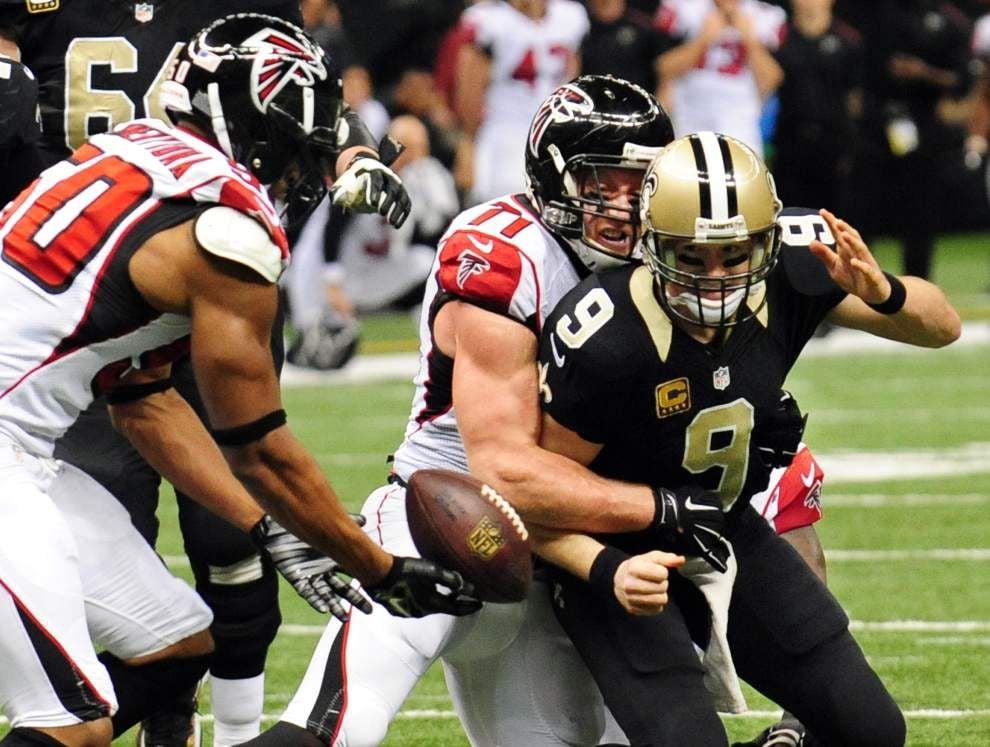 Photo gallery: Saints vs. Falcons _lowres