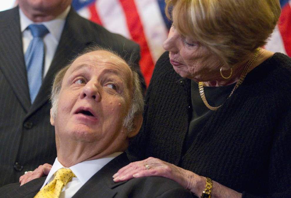 Former White House press secretary Jim Brady dies _lowres
