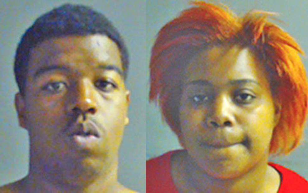 Baton Rouge pair arrested in Dollar General store shooting incident _lowres