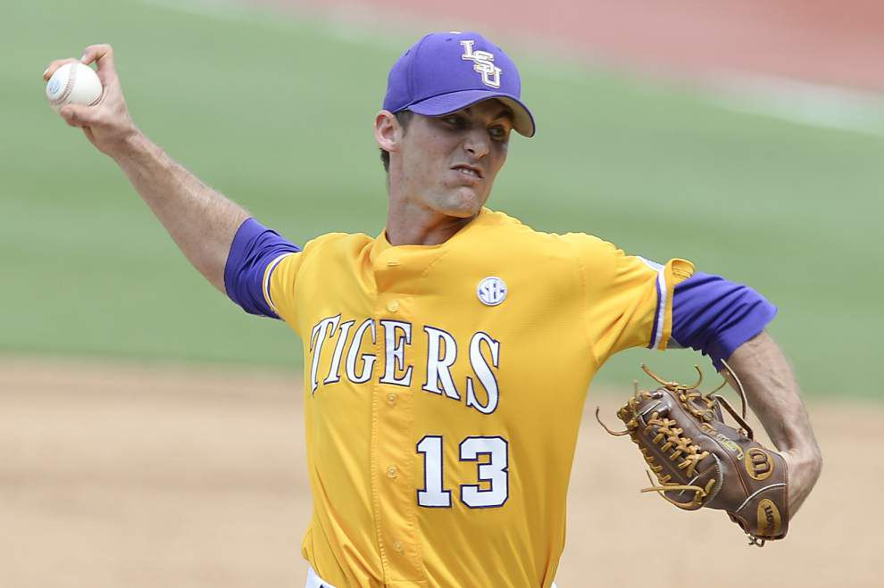 LSU baseball pregame: Southern Miss vs. LSU at Zephyr Field _lowres