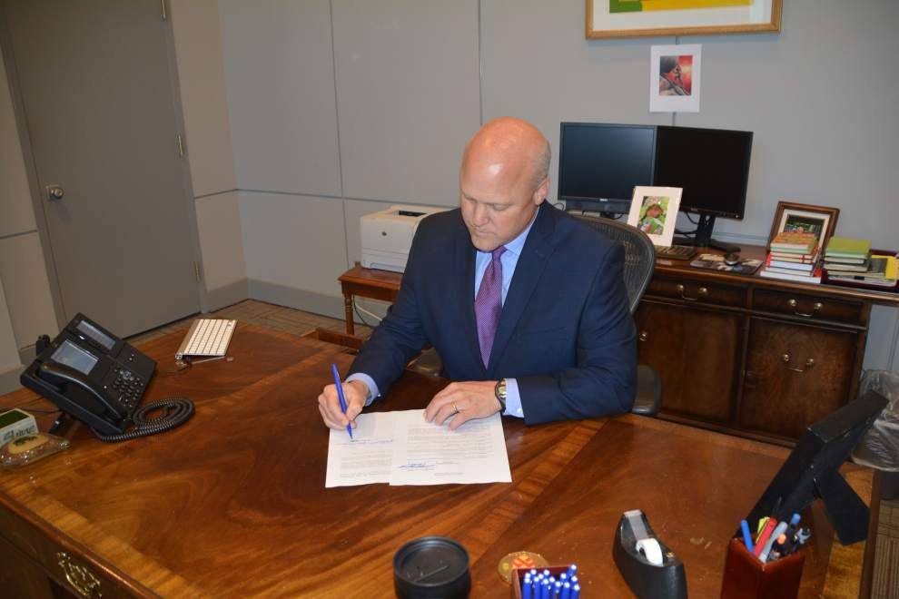 Dueling executive orders: In response to Gov. Bobby Jindal, Mayor Mitch Landrieu touts New Orleans as an 'inviting city that thrives on its diversity' _lowres