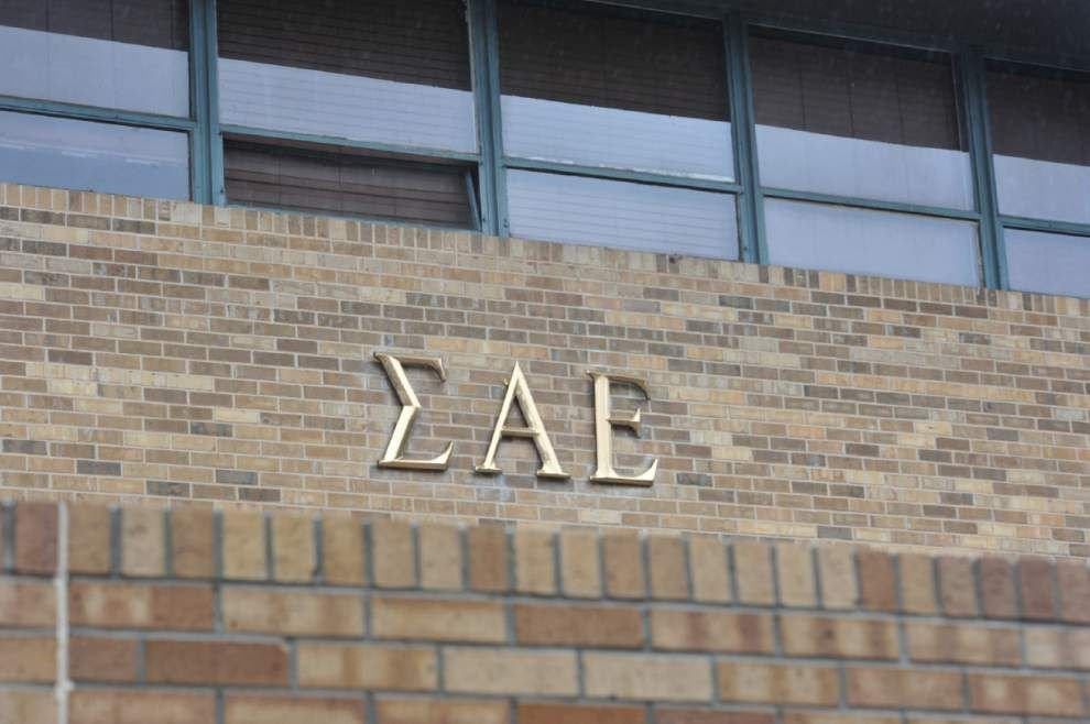 Buzzfeed: Former Louisiana Tech student says he witnessed racist chant during Sigma Alpha Epsilon party in 2010 _lowres