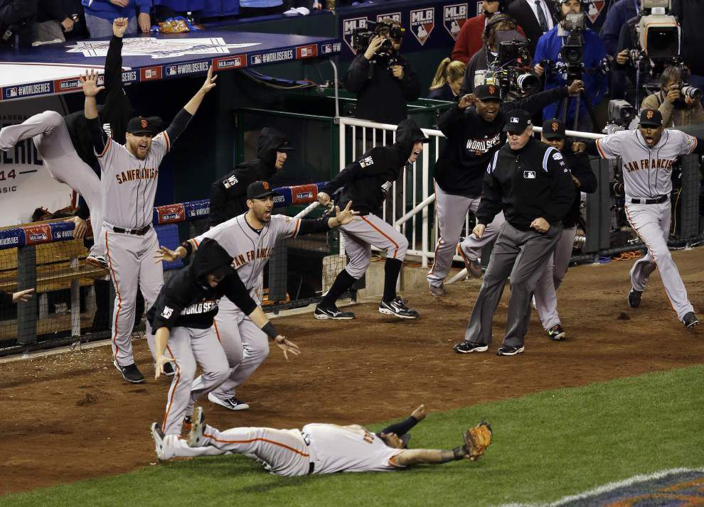 It's safe to say it now: These San Francisco Giants are a dynasty _lowres