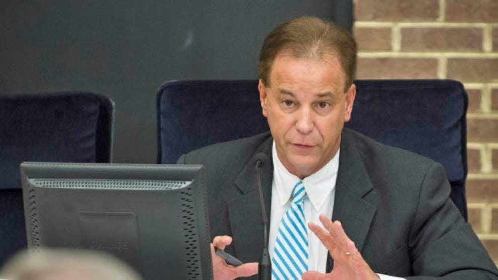 2014: Scott Angelle raised $1.5 million for gubernatorial campaign _lowres