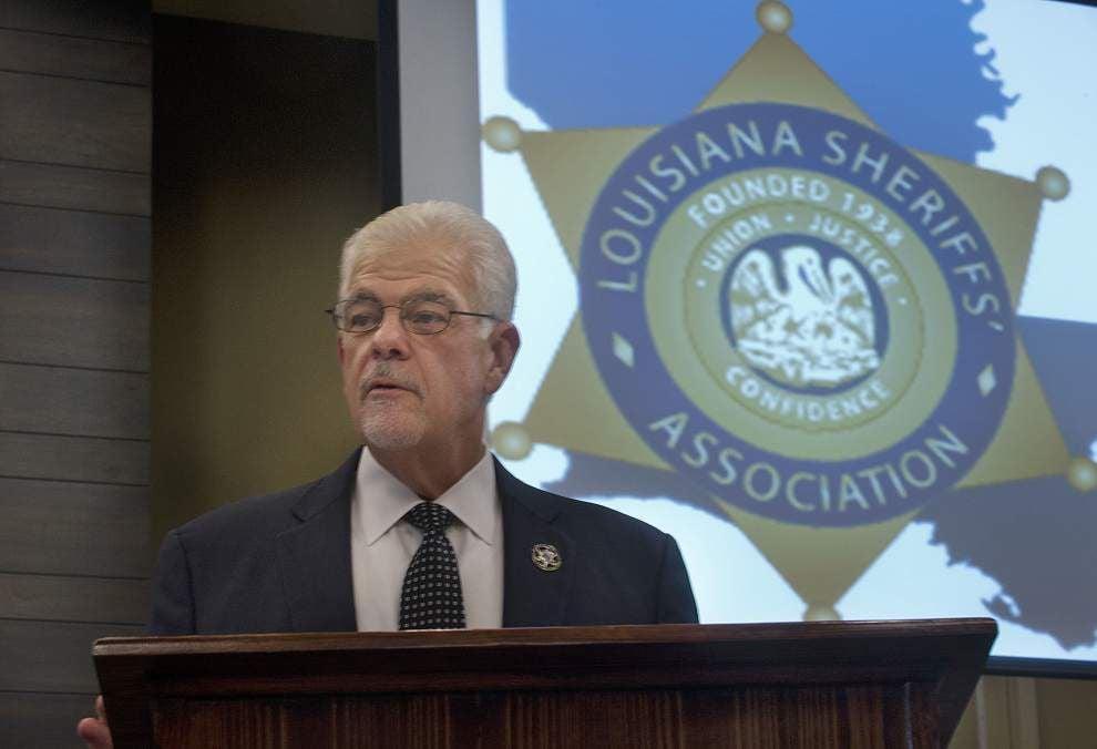Photos: Sheriff Gautreaux takes oath _lowres