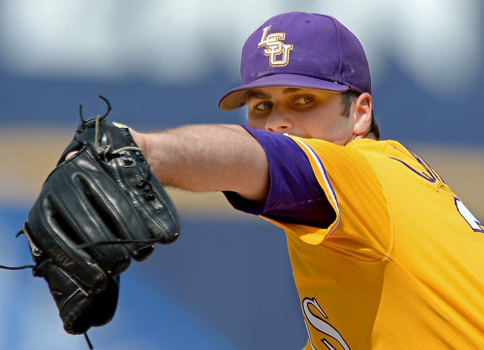 LSU baseball embarks on busy stretch starting with Southeastern Louisiana game Thursday _lowres