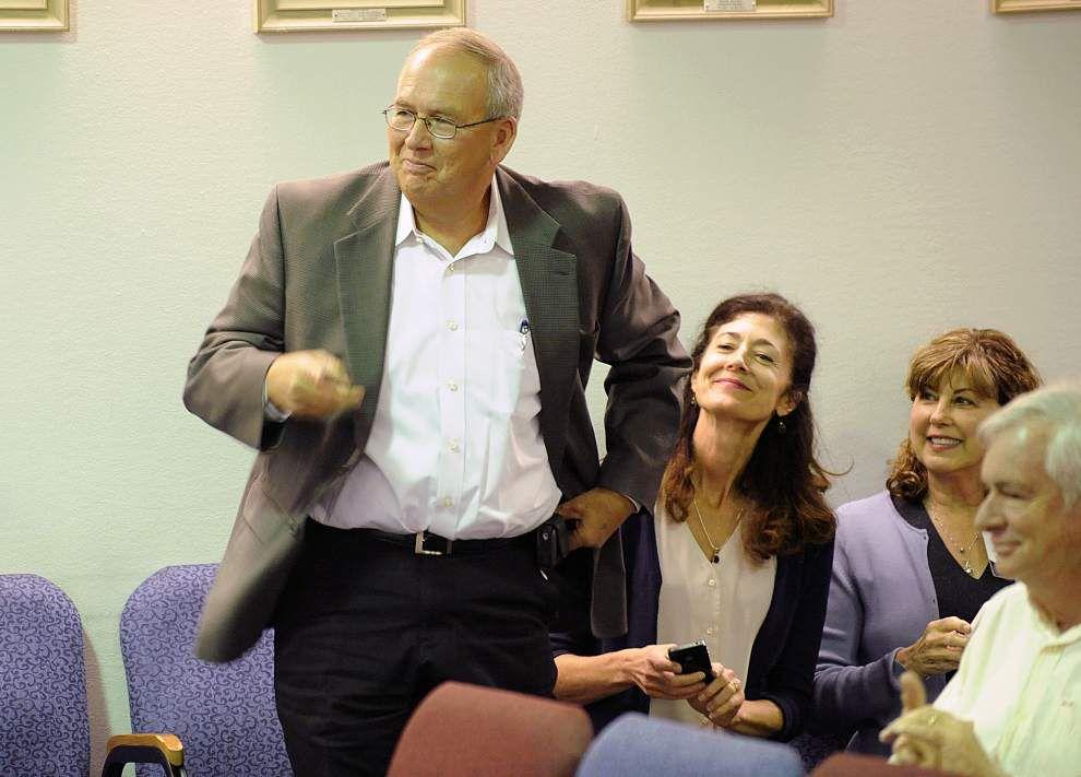 Lafayette's interim superintendent seen as good-humored consensus builder _lowres