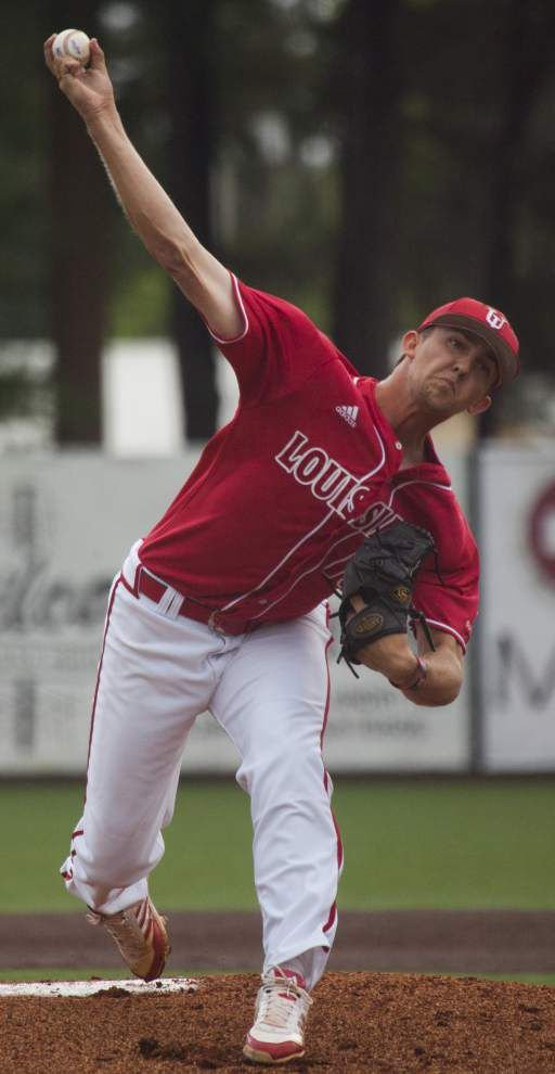 Who's rebuilding? Young arms breathe new life into Cajuns' pitching staff _lowres
