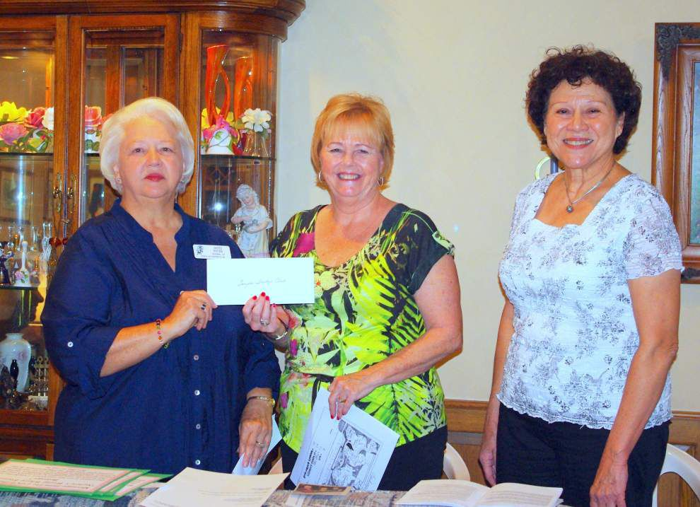 Gonzales Garden Club sets plans for new year _lowres
