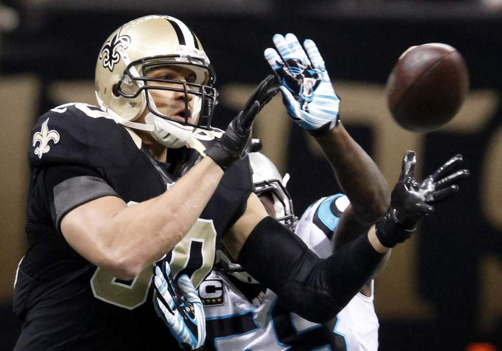Saints' Jimmy Graham, Jahri Evans land Pro Bowl selections _lowres