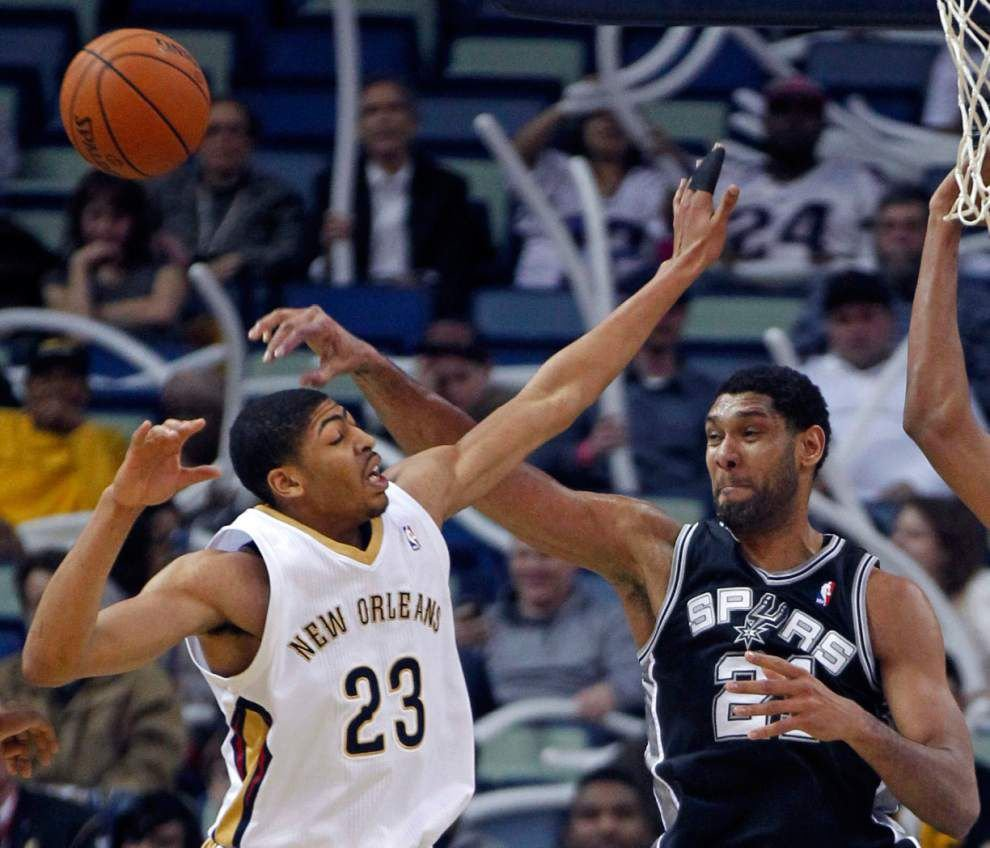 Video: Anthony Davis expects plenty of friends and family at All-Star game _lowres