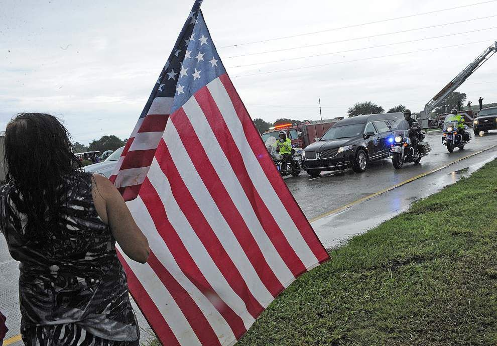 Fallen Vermilion deputy's funeral draws hundreds _lowres