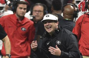 Five games to watch: After jumping Alabama in CFP rankings, Georgia will be tested by Auburn
