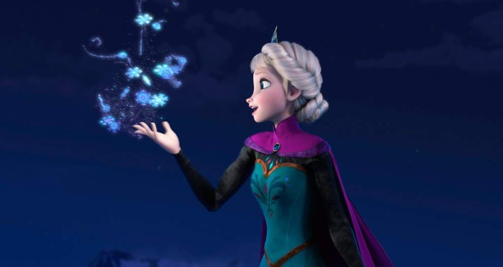 'Frozen' freeze-out: Disney hit is runaway vote-getter for Top Entertainer of the Year by AP _lowres