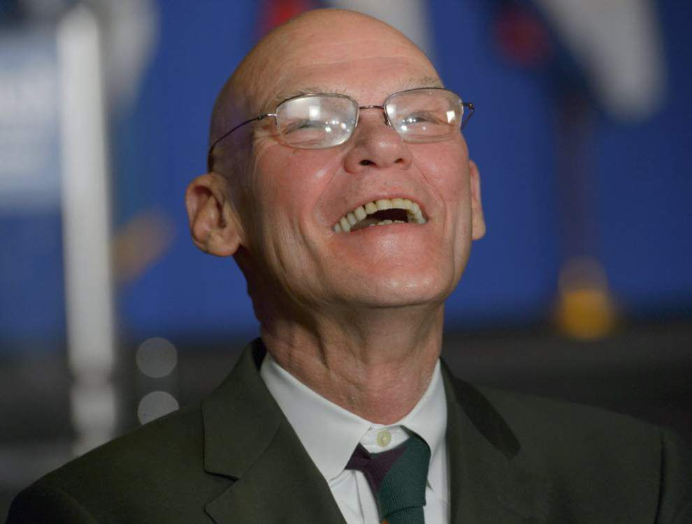 James Carville's apology for 'pond scum' comment comes with a twist _lowres