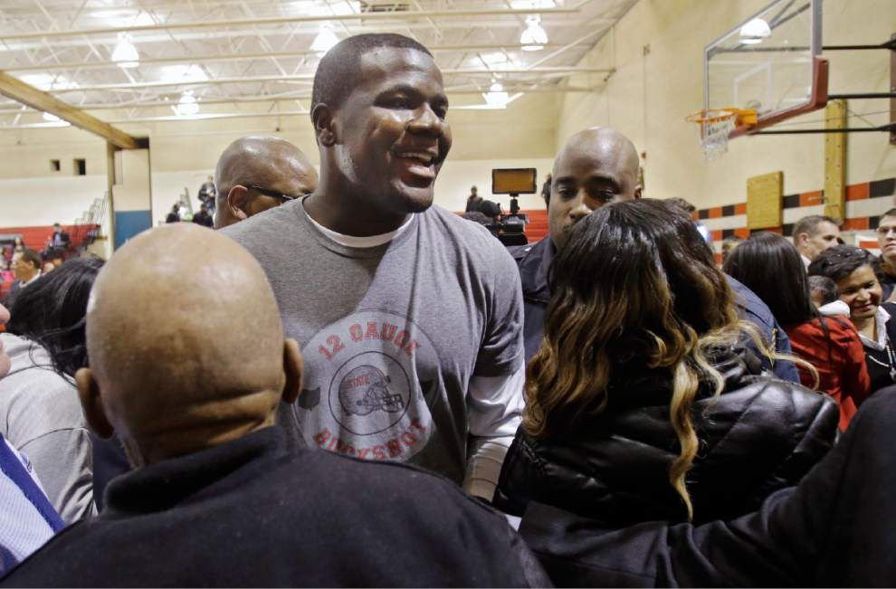 Ohio State's Cardale Jones says he'll return _lowres