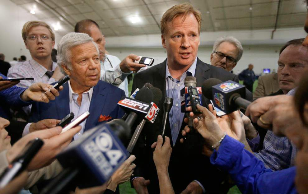 NFL Commissioner Roger Goodell to break silence on domestic abuse _lowres