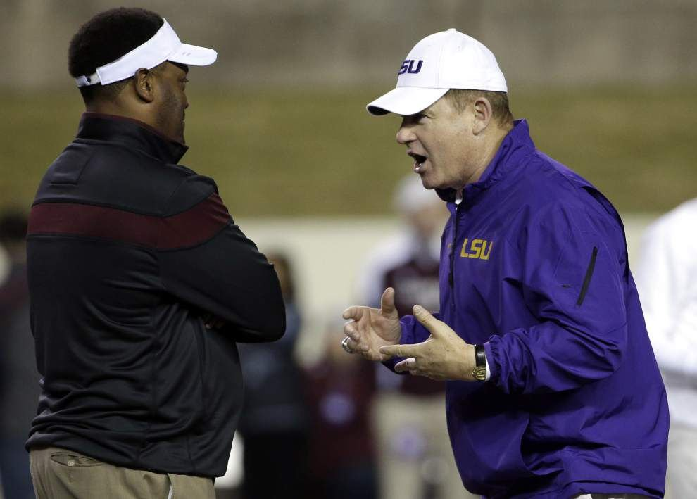 Saturday night sentiment has LSU heading toward Music City Bowl, possibly against Notre Dame _lowres