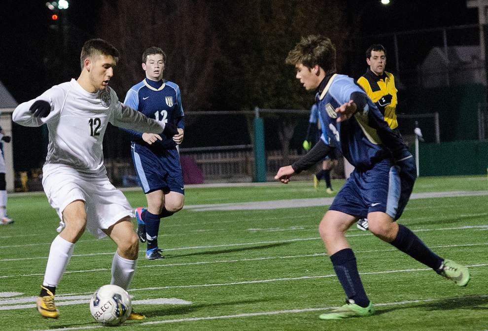 Newman wins, sets tone with early goal _lowres
