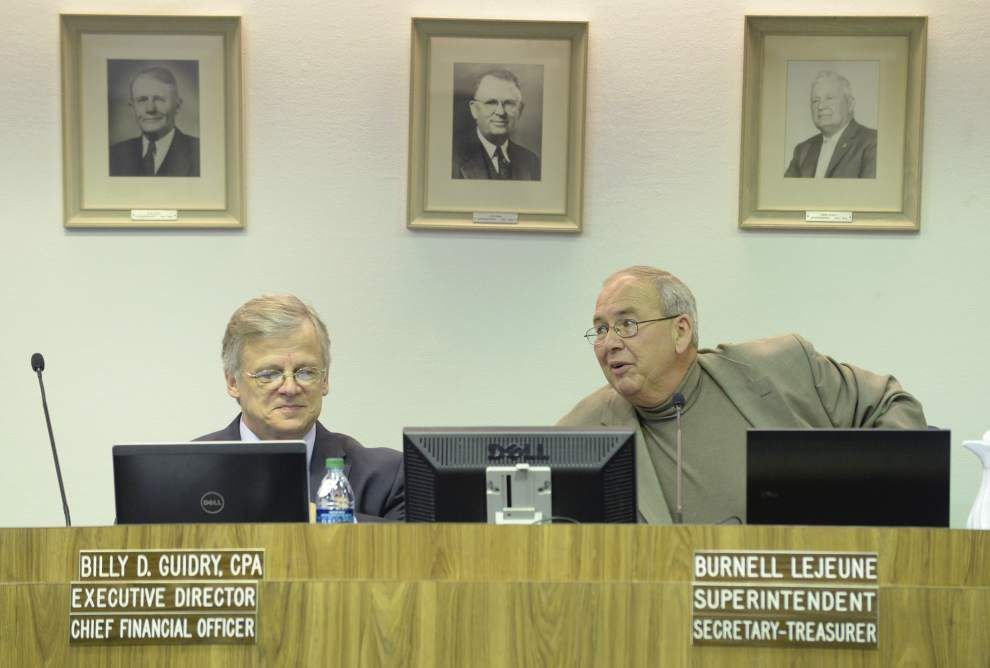 Lafayette School Board agrees to spend funds to avoid mid-year school-level staffing changes _lowres